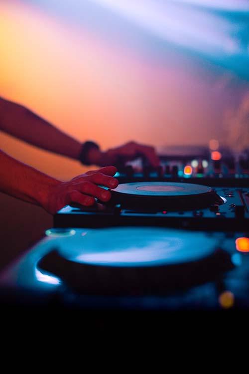DJ vjenčanje